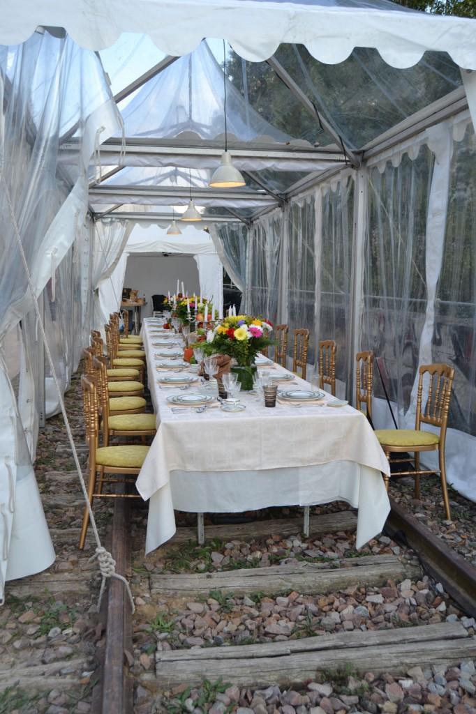 A moveable feast Instalación Mateo Maté