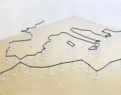 Obra de Mateo Maté Area restringida